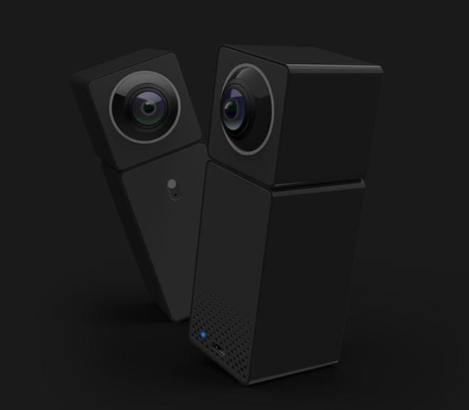 Xiaomi giới thiệu camera giám sát Xiaofang Smart IP, hỗ trợ quay 360 độ, quay đêm, giá chỉ 700 ngàn - Ảnh 1.