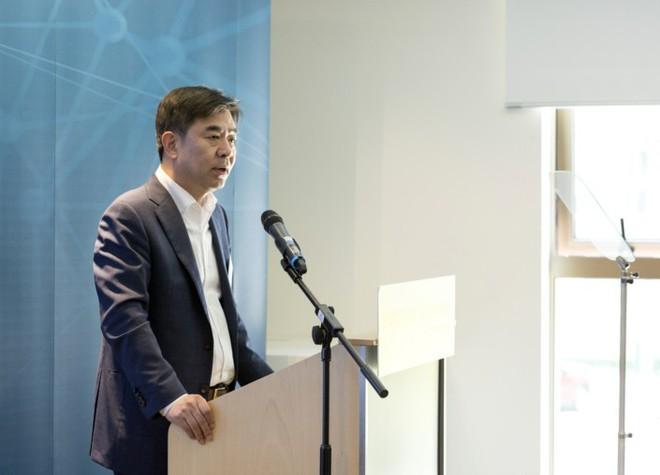 Samsung công bố dự án thành lập trung tâm nghiên cứu AI quy mô lớn tại Cambridge, Anh - Ảnh 3.