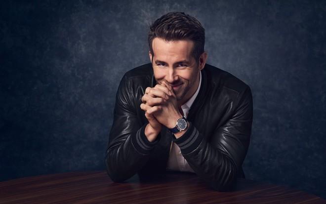 """Ryan Reynolds – Gã """"bựa"""" quyến rũ nhất thế giới - Ảnh 1."""