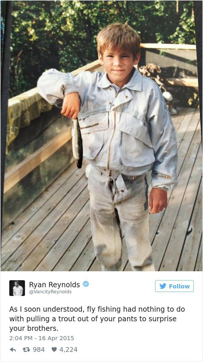 """Ryan Reynolds – Gã """"bựa"""" quyến rũ nhất thế giới - Ảnh 14."""