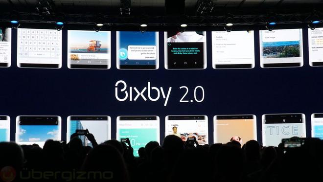 Bixby sẽ đóng một vai trò quan trọng trong tham vọng về AI của Samsung.