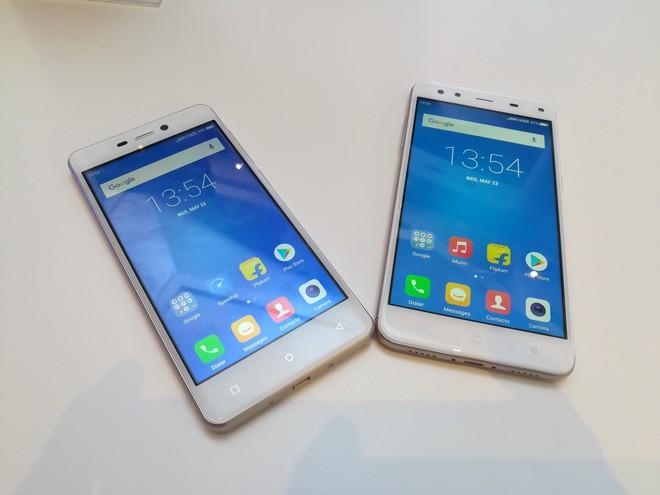 Hai smartphone mà Mobiistar mới trình làng