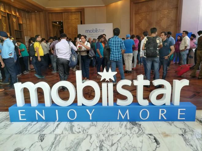 Sự kiện ra mắt của Mobiistar tại Ấn Độ