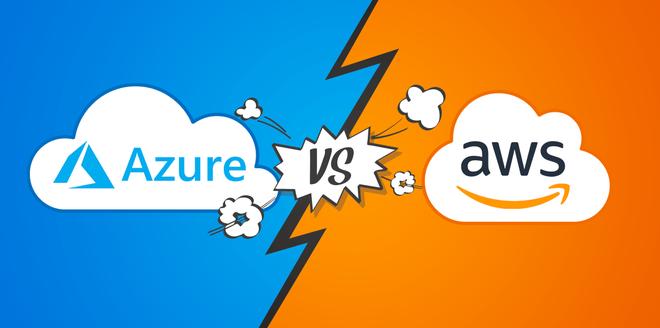 Điện toán đám mây sẽ tiếp tục là cuộc đua song mã giữa Amazon và Microsoft khi bộ đôi này đã bỏ xa các đối thủ còn lại - Ảnh 1.