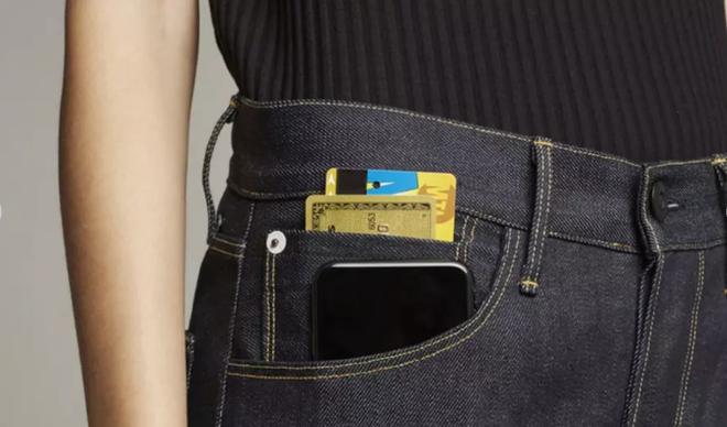 Quần jeans cho dân nghiền công nghệ: Túi to hơn, chống rơi đồ lại có phản quang an toàn, giá bán 9 triệu đồng - Ảnh 3.