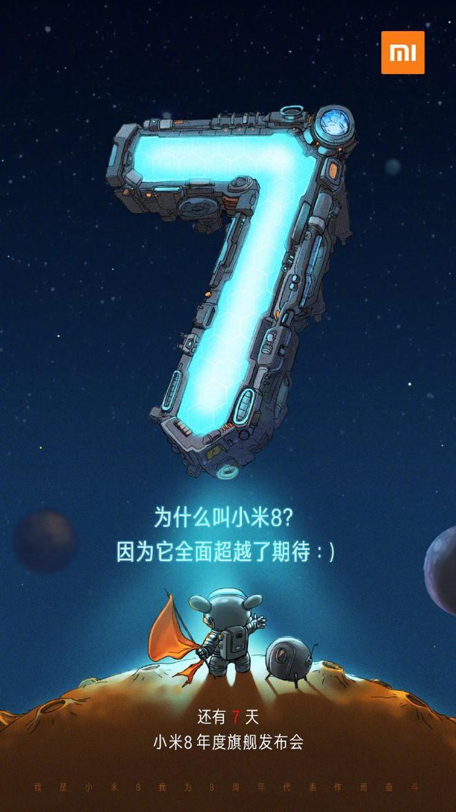 Xiaomi: Vì quá tốt nên Mi 7 được đổi tên thành Mi 8 - Ảnh 1.