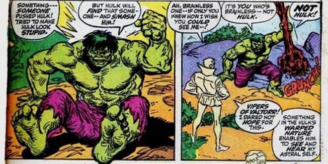 20 sự thật kì lạ mà chỉ fan ruột mới biết về gã khổng lồ xanh Hulk (Phần 1) - Ảnh 5.