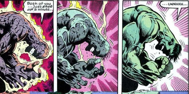 20 sự thật kì lạ mà chỉ fan ruột mới biết về gã khổng lồ xanh Hulk (Phần 1) - Ảnh 6.