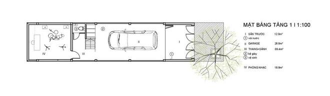 Nhờ cải tạo một cách thần kỳ, nhà ống 15 năm tuổi tối tăm cũ kỹ ở Sài Gòn được lên tạp chí kiến trúc Mỹ - Ảnh 16.