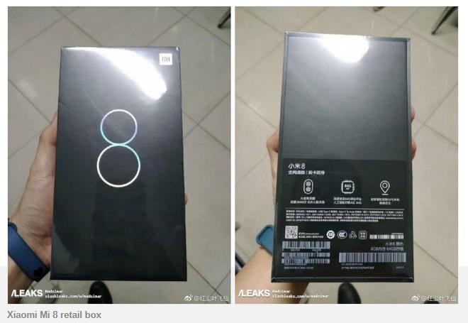 Rò rỉ hộp bán lẻ Xiaomi Mi 8 xác nhận thiết bị có camera kép, mô-đun GPS kép và không có jack 3.5mm - Ảnh 1.