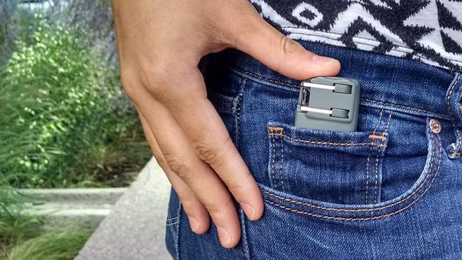 Chargerito: Thiết bị sạc siêu nhỏ cứu nguy smartphone hết pin vào đúng những lúc quan trọng - Ảnh 4.