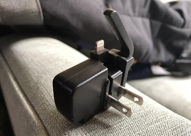 Chargerito: Thiết bị sạc siêu nhỏ cứu nguy smartphone hết pin vào đúng những lúc quan trọng - Ảnh 3.