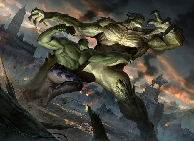 20 sự thật kì lạ mà chỉ fan ruột mới biết về gã khổng lồ xanh Hulk (Phần 2) - Ảnh 2.