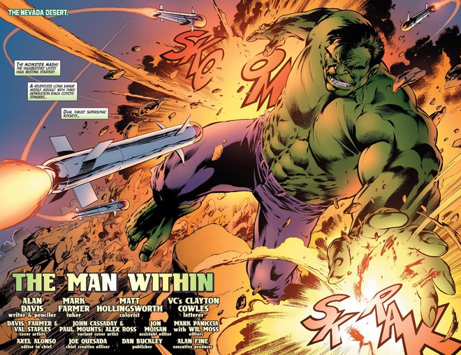 20 sự thật kì lạ mà chỉ fan ruột mới biết về gã khổng lồ xanh Hulk (Phần 2) - Ảnh 3.