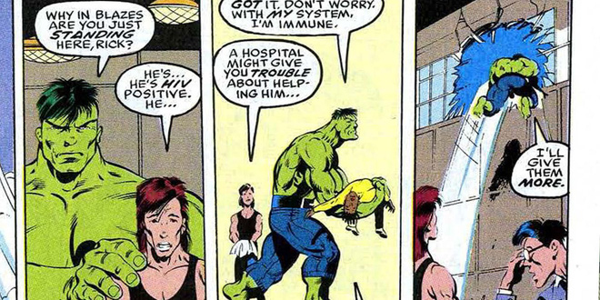 20 sự thật kì lạ mà chỉ fan ruột mới biết về gã khổng lồ xanh Hulk (Phần 2) - Ảnh 7.