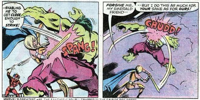 20 sự thật kì lạ mà chỉ fan ruột mới biết về gã khổng lồ xanh Hulk (Phần 2) - Ảnh 8.