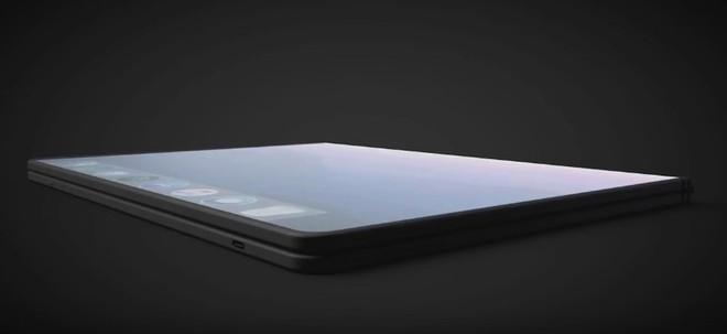 Concept tablet MacBook với màn hình cảm ứng và bản lề gập cực kỳ độc đáo - Ảnh 2.