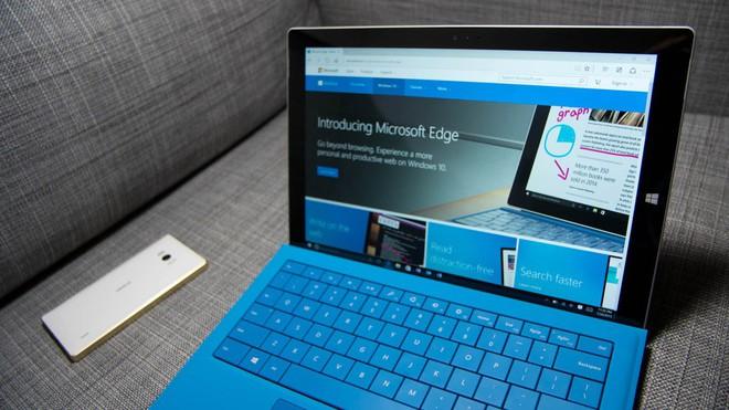 Microsoft khoe Microsoft Edge có thời lượng pin ấn tượng, vượt mặt Chrome, Firefox trên Windows 10 1803 - Ảnh 1.