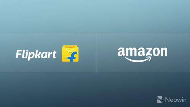 Amazon muốn mua lại phần lớn cổ phần nền tảng thương mại điện tử khổng lồ của Ấn Độ - Flipkart - Ảnh 1.