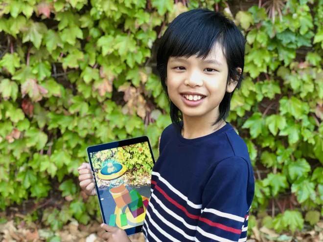 Cậu bé 11 tuổi này đã viết tới 7 ứng dụng cho iPhone, có cả app hỗ trợ AR - Ảnh 2.