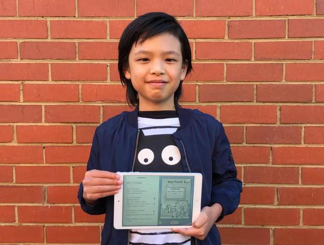 Cậu bé 11 tuổi này đã viết tới 7 ứng dụng cho iPhone, có cả app hỗ trợ AR - Ảnh 3.