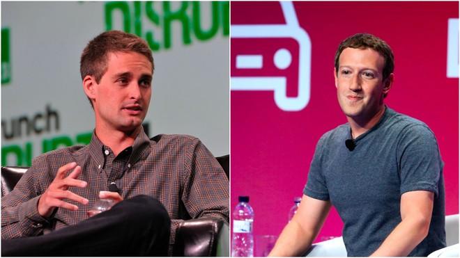 CEO Snapchat đá xoáy Facebook: Nếu không tự làm được thì cứ copy chính sách bảo vệ dữ liệu của chúng tôi về mà dùng - Ảnh 1.