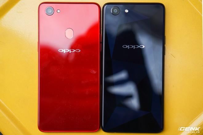 Cận cảnh Oppo F7 Youth: thiết kế gần giống anh cả F7, không theo trào lưu tai thỏ, không cảm biến vân tay, giá 6,49 triệu đồng - Ảnh 5.