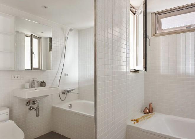 Từng cm được tính toán kỹ càng, căn hộ 22m2 ở Đài Loan trở thành ví dụ điển hình về việc tối đa hóa không gian nhỏ hẹp - Ảnh 18.