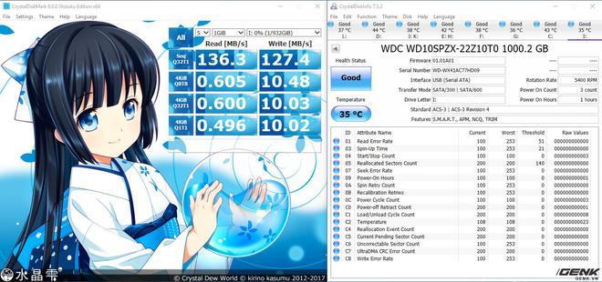 Đánh giá Apacer AC631: Ổ cứng di động siêu bền bỉ của Apacer - Ảnh 8.
