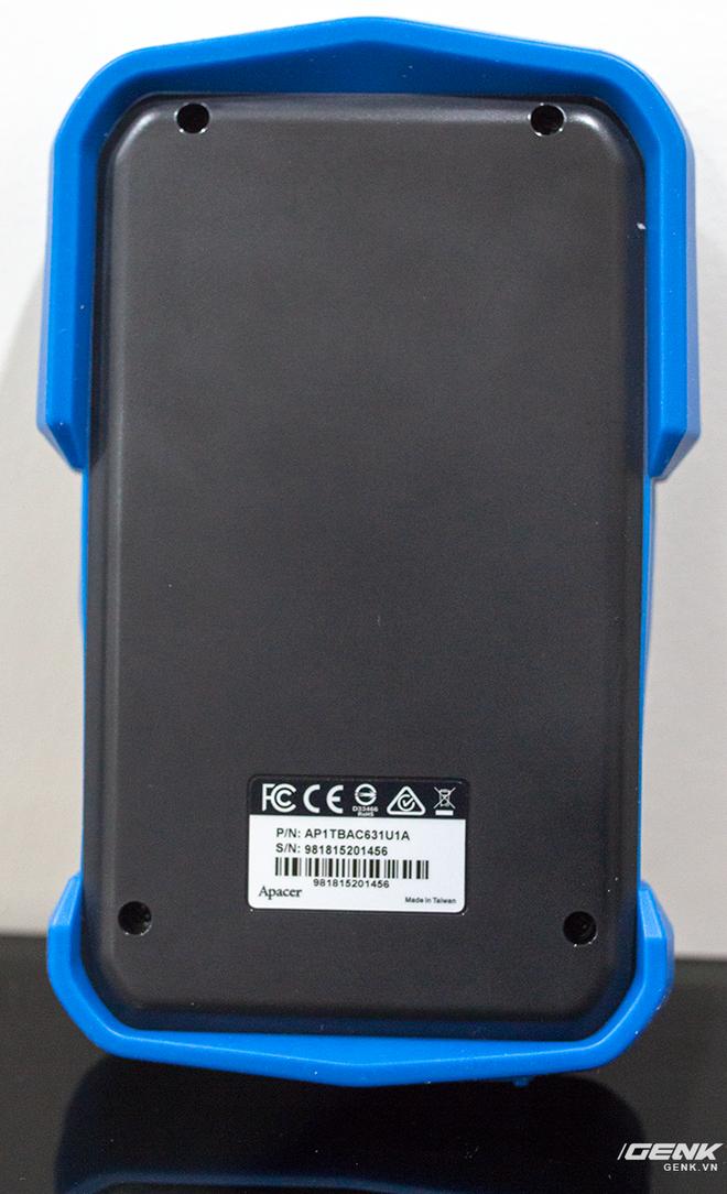 Đánh giá Apacer AC631: Ổ cứng di động siêu bền bỉ của Apacer - Ảnh 4.