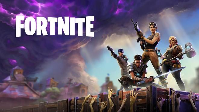 Chưa đầy 2 tháng phát hành trên iOS, Fortnite đã cán mốc 50 triệu USD doanh thu - Ảnh 1.