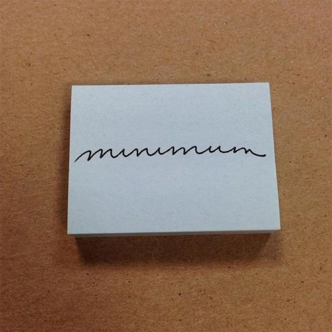 Những nét chữ viết tay hoàn hảo khiến font máy tính cũng phải chào thua - Ảnh 14.