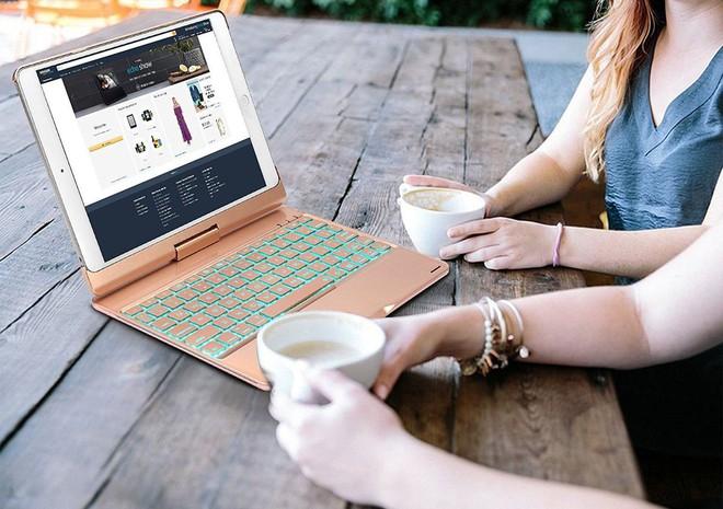 Điểm tên các mẫu bàn phím bluetooth tốt nhất dành cho iPad, đang được người dùng Amazon chọn mặt gửi vàng và cực kỳ đáng mua - Ảnh 4.