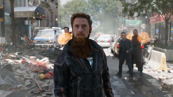 Đây là bằng chứng cho thấy, các siêu anh hùng trong Avengers: Infinity War sẽ đẹp trai xinh gái hơn nếu để râu - Ảnh 4.