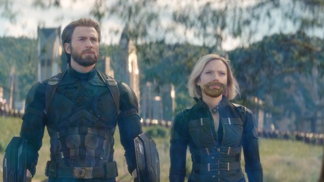 Đây là bằng chứng cho thấy, các siêu anh hùng trong Avengers: Infinity War sẽ đẹp trai xinh gái hơn nếu để râu - Ảnh 13.