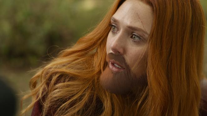 Đây là bằng chứng cho thấy, các siêu anh hùng trong Avengers: Infinity War sẽ đẹp trai xinh gái hơn nếu để râu - Ảnh 14.