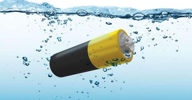 Loại pin dựa trên nước này cung cấp khả năng lưu trữ năng lượng ở quy mô lớn - Ảnh 1.