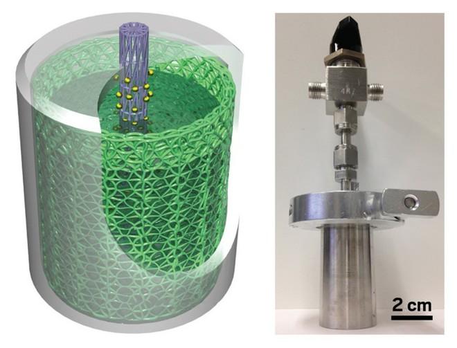 Loại pin dựa trên nước này cung cấp khả năng lưu trữ năng lượng ở quy mô lớn - Ảnh 2.