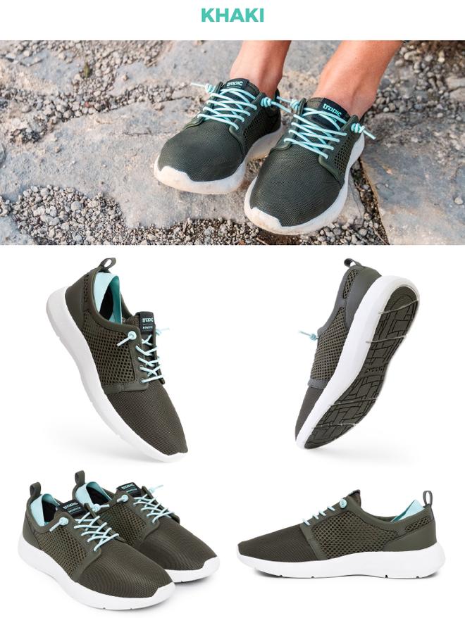 Phượt thủ chắc chắn sẽ thích mê đôi giày chống nước này, chưa đầy một tuần mà thu về hơn 16 tỉ trên Kickstarter - Ảnh 4.