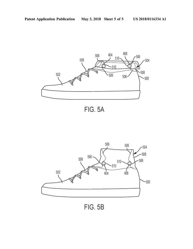 Nike nộp bằng sáng chế về hệ thống băng chuyền trong đế giày, giúp xỏ/tháo giày dễ dàng hơn - Ảnh 5.