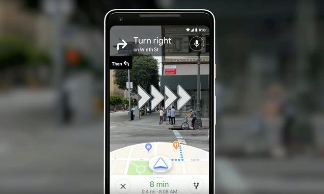 [Google I/O 2018] Google cập nhật tính năng chỉ đường thông qua Camera cho Maps, dân mù đường khỏi lo bị lạc - Ảnh 3.