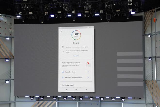 [Google I/O 2018] Google cập nhật tính năng chỉ đường thông qua Camera cho Maps, dân mù đường khỏi lo bị lạc - Ảnh 1.
