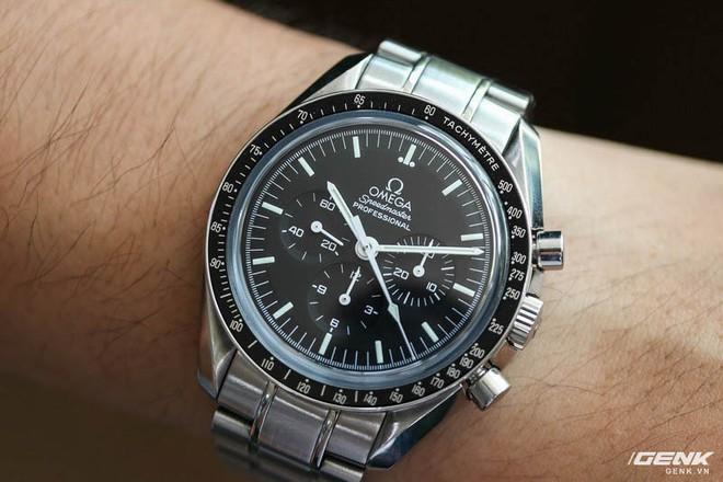 Omega Speedmaster Professional: Câu chuyện về chiếc đồng hồ đầu tiên lên Mặt Trăng - Ảnh 6.
