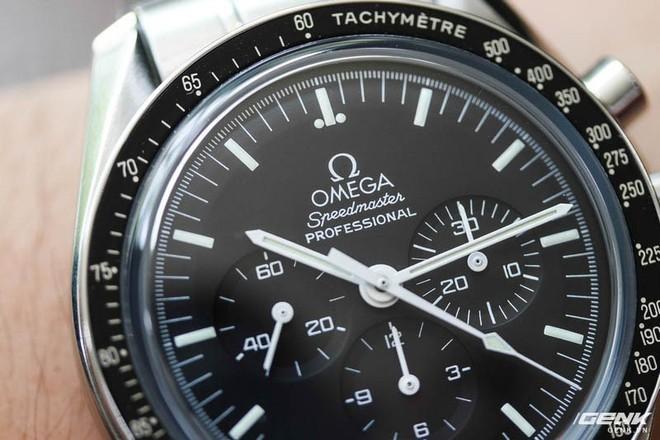 Omega Speedmaster Professional: Câu chuyện về chiếc đồng hồ đầu tiên lên Mặt Trăng - Ảnh 9.