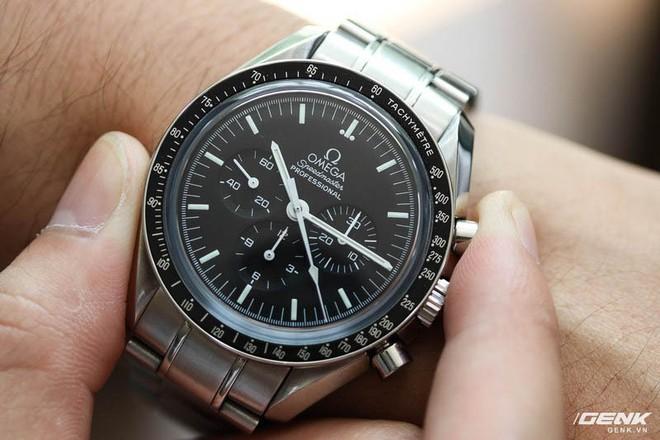 Omega Speedmaster Professional: Câu chuyện về chiếc đồng hồ đầu tiên lên Mặt Trăng - Ảnh 10.