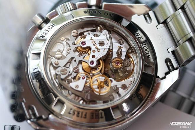 Omega Speedmaster Professional: Câu chuyện về chiếc đồng hồ đầu tiên lên Mặt Trăng - Ảnh 11.