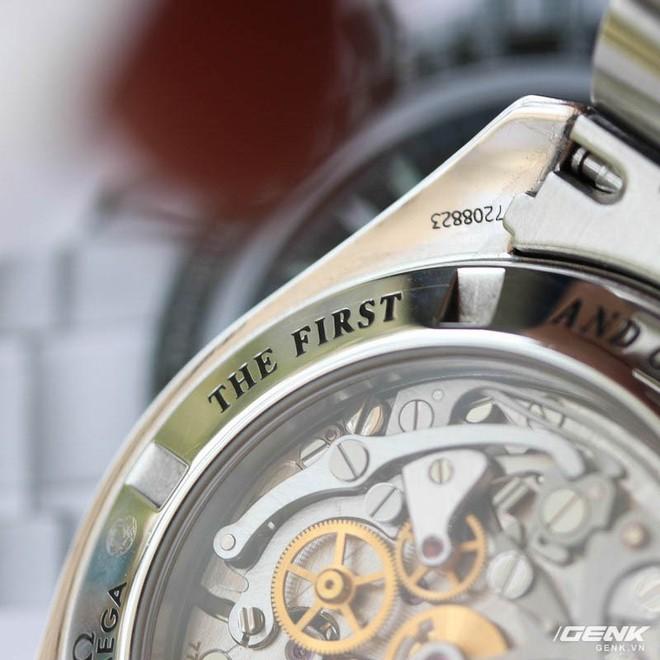 Omega Speedmaster Professional: Câu chuyện về chiếc đồng hồ đầu tiên lên Mặt Trăng - Ảnh 12.