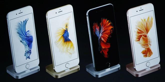 iPhone 6s - lần đoán mò chính xác hiếm hoi của Phố Wall về iPhone.