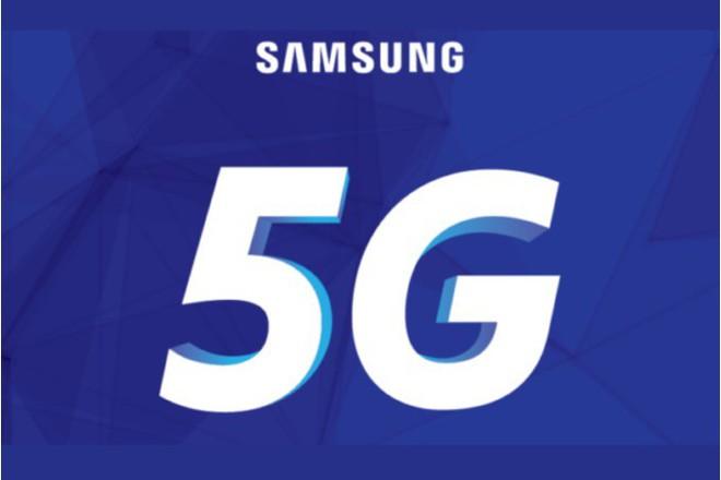 Ngoài Galaxy X, Samsung cũng đã bí mật giới thiệu modem chip Exynos 5G tại CES 2018 - Ảnh 1.
