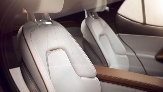 Byton cũng rất chú ý đến thiết kế xe để mang lại những trải nghiệm người dùng tốt nhất.